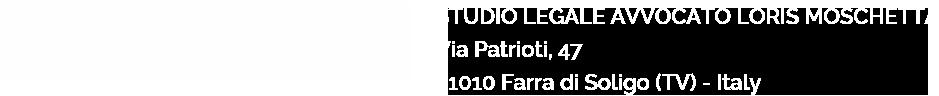 LogoFooterMoschetta